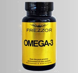Buy FREZZOR Omega-3 Gold Today